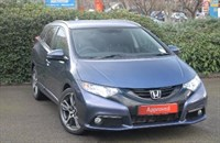 Used Honda Civic i-DTEC SR