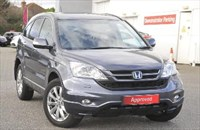 Used Honda CR-V i-DTEC EX