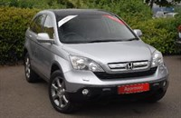 Used Honda CR-V i-CTDi EX