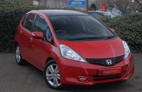 Used Honda Jazz i-VTEC EX