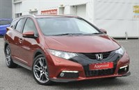 Used Honda Civic i-DTEC EX Plus