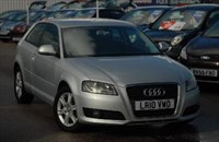 Used Audi A3 TDI DPF (170 PS) SE