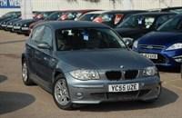 Used BMW 120d 1-series TD SE