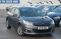Used Citroen C4 HDi 16v VTR Plus