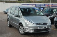 Used Ford Galaxy TDCi Zetec (140 PS)