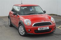 Used MINI One TD Avenue