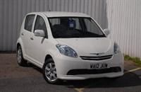 Used Perodua Myvi Sxi