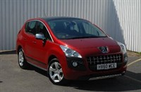 Used Peugeot 3008 HDi 112 FAP Exclusive
