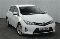 Used Toyota Auris V-Matic Sport