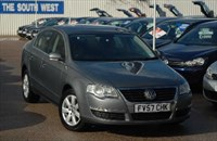 Used VW Passat TDI SE (140 PS) DSG