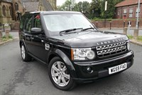 Used Land Rover Discovery 3.0 TDV6 XS
