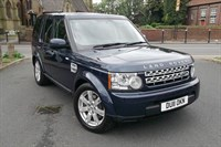 Used Land Rover Discovery 3.0 SDV6 GS