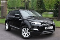 Used Land Rover Range Rover Evoque TD Pure
