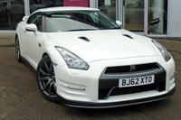 Used Nissan GT-R 3.8 V6 Premium (Red) Semi-Automatic