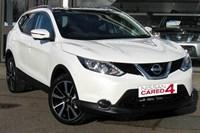 Used Nissan Qashqai 1.6dCi (130PS) Tekna 4x2 (Start/Stop) CVT