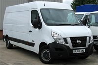 Used Nissan NV400 2.3dCi (125PS) SE L3H2 R3500 SRW