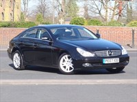 Used Mercedes CLS320 CDI CLS-Class Tip Auto