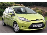Used Ford Fiesta Tdci [95] Econetic 5Dr [ac] Hatchback