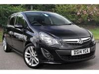 Used Vauxhall Corsa Sri 5Dr [ac] Hatchback