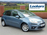Used Citroen C4 Picasso HDi 16V VTR Plus 5dr [5 Seat]