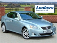Used Lexus IS 220d SE-L 4dr [Multimedia]