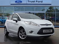 Used Ford Fiesta 1.25 Zetec