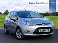 Used Ford Fiesta 1.2 Zetec