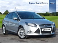 Used Ford Focus Zetec