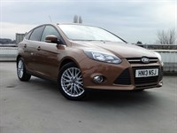 Used Ford Focus 125PS Ecoboost 1L