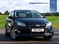 Used Ford Focus Zetec S