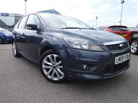 Used Ford Focus Zetec S (Ti VCT) 1596cc