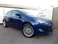 Used Ford Focus ZETEC 1000cc