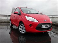 Used Ford KA 1.2 Edge