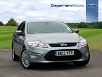 Used Ford Mondeo TD Zetec Business Edition