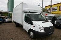 Used Ford Transit T350 EF RWD TDCi 155ps Luton with Tail Lift L