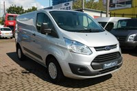Used Ford Transit Custom 270 Trend 125ps With Air Conditioning L