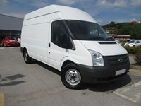 Used Ford Transit TDCi 100PS 350 LWB High Roof 2198cc
