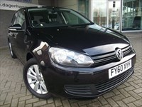 Used VW Golf TD Match SEMI-AUTO