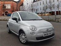 Used Fiat 500 Pop with Windows & MP3 CD Player 1.25l