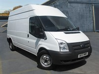 Used Ford Transit TDCi 125PS 350 LWB High Roof 2198cc