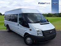 Used Ford Transit TD LWB EL 135PS 17 Seater with Tachograph