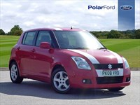 Used Suzuki Swift GLX