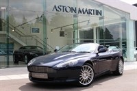 Used Aston Martin DB9 V12 Touchtronic