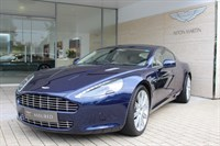 Used Aston Martin Rapide (V12 Touchtronic)