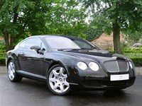 Used Bentley Continental GT (W12)