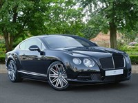 Used Bentley Continental GT Speed (W12)
