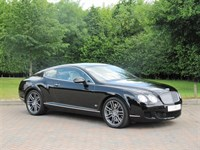 Used Bentley Continental GT Series 51 (W12)