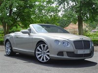 Used Bentley Continental GTC Mulliner Driving Spec (W12)