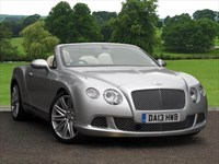 Used Bentley Continental GTC Speed (W12)