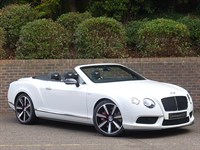 Used Bentley Continental GTC S Mulliner V8